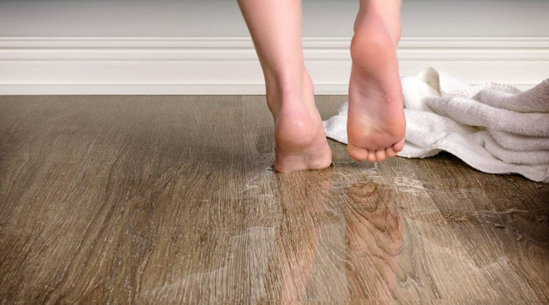 wet wood floors bathroom vinyl plank