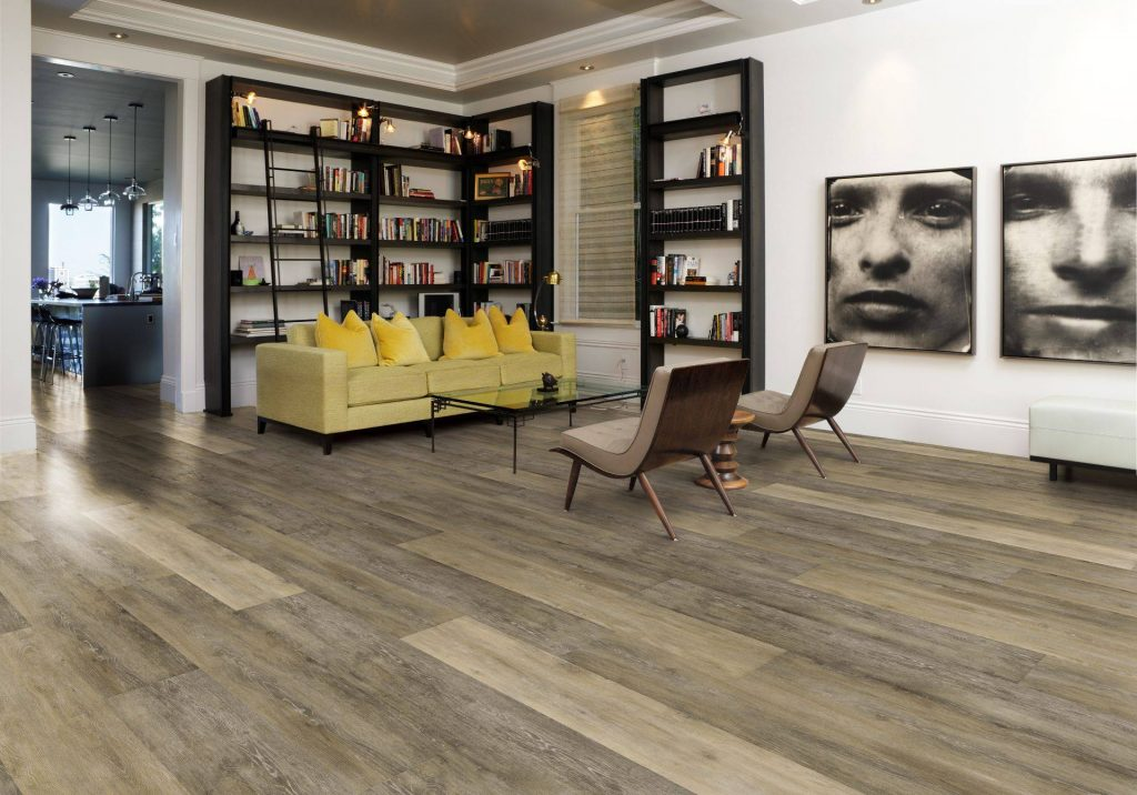 modern home wood floor vinyl plank
