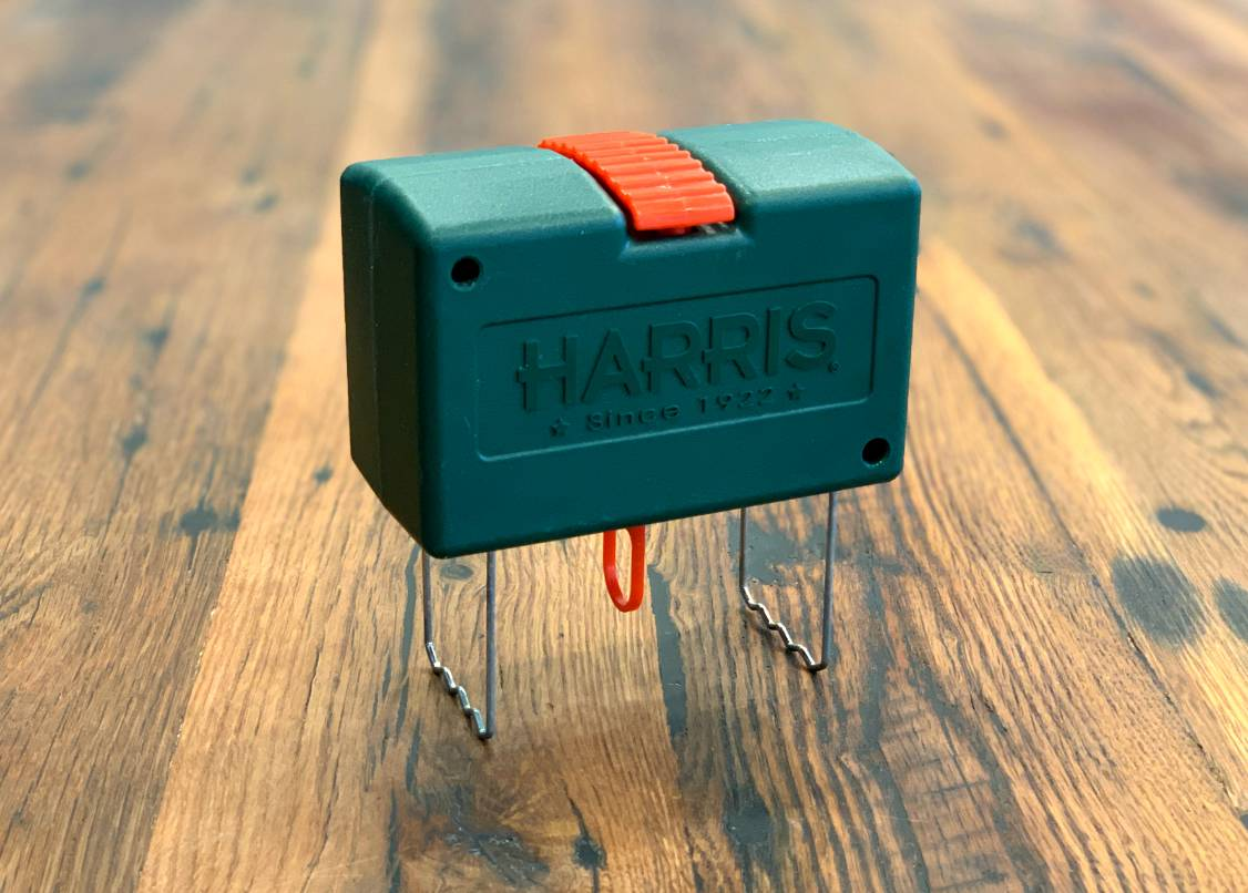 review-harris easy set mole trap set