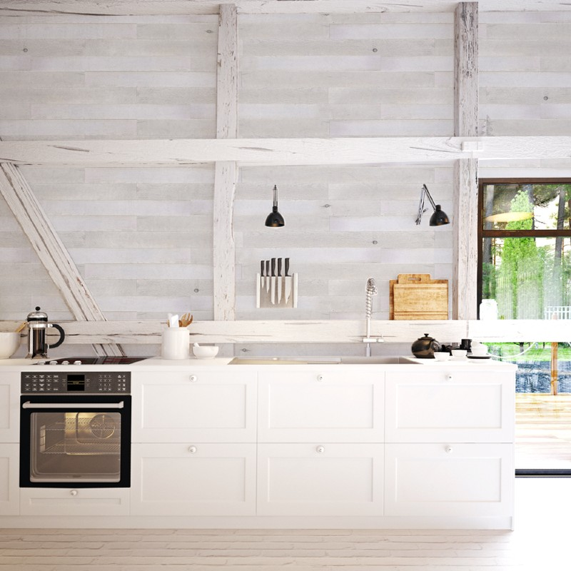 accent-wall-whitewashed-modern-farmhouse-kitchen