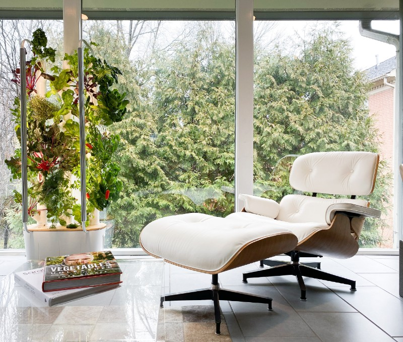 gardyn-indoor-garden-growing-in-sun-room