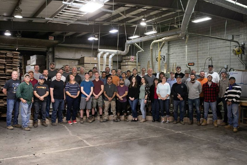 cochrans-lumber-team